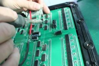 indoor SMD LED modules repair