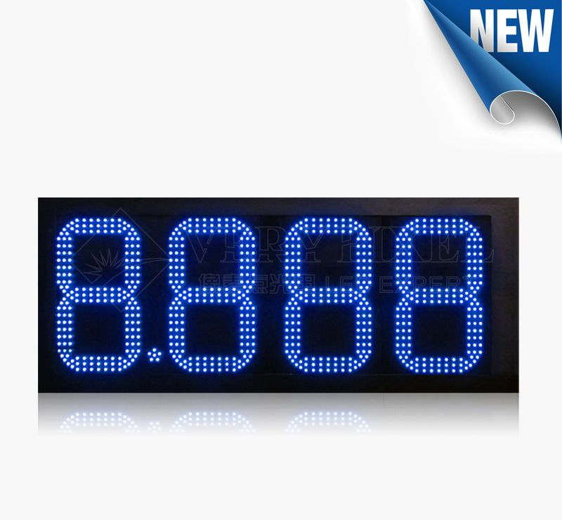 8.888 LED Gas Station Price Sign‎