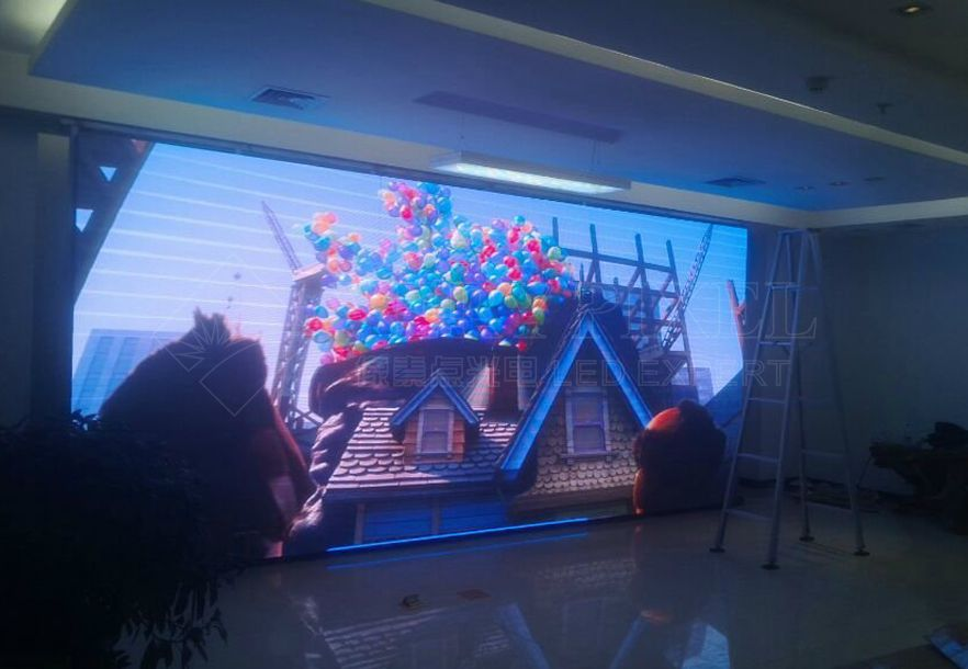 P5 Indoor LED Display in SZ