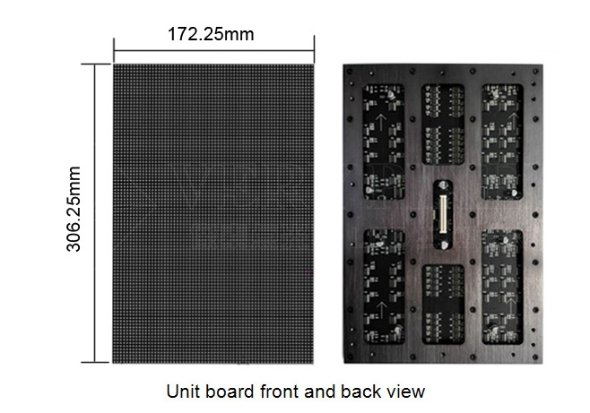 PH1.914mm Small Pitch LED Rental Screen | P1.914 HD LED electronic display screen