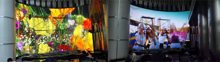 Indoor-Arc-P4-LED-High-definition-Display-Located-in-Greenland-Group