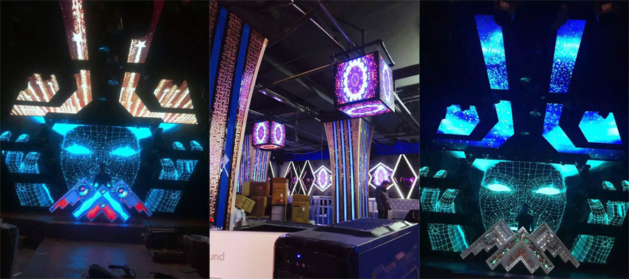 LED display Thailand